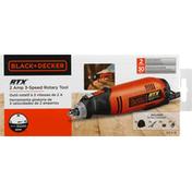 Black & Decker Rotary Tool, 3-Speed