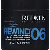 Redken Pliable Styling Paste, Rewind 06