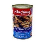 Wu Chung Vegetarian Chopsuey (Fo T'iao Ch'iang)