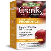 Nature's Way CranRx® Women's Care with Probiotics