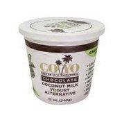 Co Yo Chocolate Coconut Milk Yoghurt