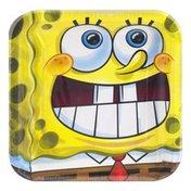 DesignWare Plates Sponge Bob Party - 8 CT