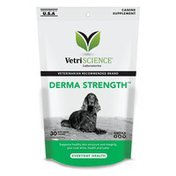 Vetri Science Laboratories Derma Strength Skin And Coat Care For Dogs