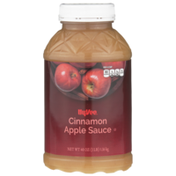 Hy-Vee Cinnamon Apple Sauce