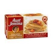 Aunt Jemima Pancakes Whole Grain - 12 CT