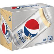 Diet Pepsi Vanilla Cola