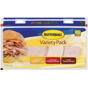 Butterball Turkey Breast & Chicken Breast Variety Pack