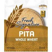 Mission Whole Wheat Pita Breads