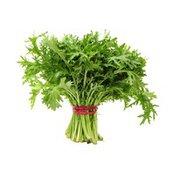 Organic Mizuna Bunch