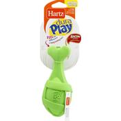 Hartz Toy, Rocket, Bacon Scented, Medium