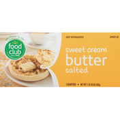 Food Club Salted Sweet Cream Butter
