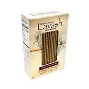 Ghiddo's Original Lavash Flat Bread Whole Wheat Sesame