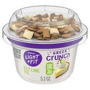 Light + Fit Crunch Key Lime Pie