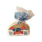 Rudolph's Bavarian Rye Bread