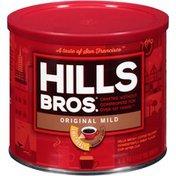 Hills Bros. Original Mild Light Roast Ground Coffee