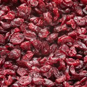 1 No Brand Dried Sweetened Cranberries