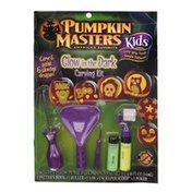 Pumpkin Masters Pumpkin Master Pumpkin Carving Kit Glow In The Dark