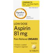 Signature Care Low Dose Asprrin