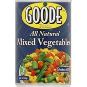 Good Foods Mixed Vegetables, All Natural