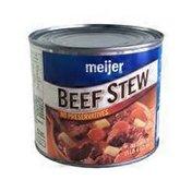 Meijer Beef Stew