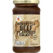 SB Gravy, Beef Flavored, Homestyle