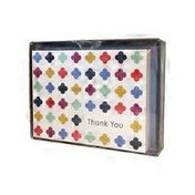 Boxed Thank You Notes Stationary