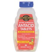 Best Choice Extra Strength Tropical Fruit Antacid Chewable Tablet