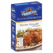 Progresso Chicken Marsala, with Linguine