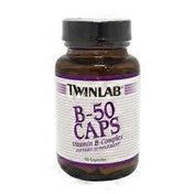 Twinlab B-50 Vitamin B-Complex Capsules