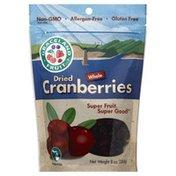 Graceland Fruit Cranberries, Dried, Whole, Pouch