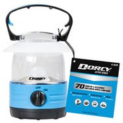 Dorcy Active Series LED Bright Lantern w/ Hang Hook