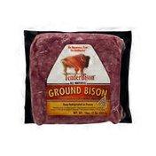 Tender Ground Bison