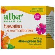 Alba Botanica Aloe & Green Tea Hawaiian Oil Free Moisturizer