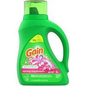 Gain Liquid Laundry Detergent, Spring Daydream Scent