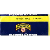 Horowitz Margareten Passover Matzohs