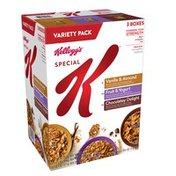 Kellogg's Special K Breakfast Cereal Variety Pack