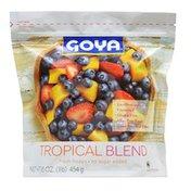 Goya Tropical Blend - Strawberries, Blueberries & Mango
