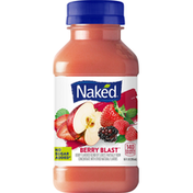 Naked Pure Fruit Berry Blast Smoothie