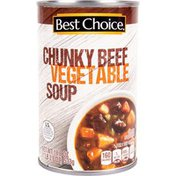 Best Choice Chunky Beef With Country Vegetable Soup