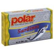 Polar Sardines, in Mustard