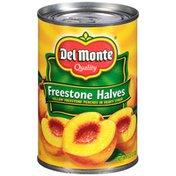Del Monte Freestone Halves Peaches In Heavy Syrup