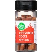 Food Club Cinnamon Sticks