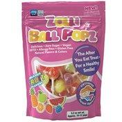 Zolli Ball Popz Delicious Sugar-Free KETO Vegan Allergy Free Natural Fruit