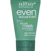 Alba Botanica Facial Mask, Deep Sea