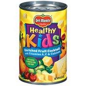 Del Monte Healthy Kids Enriched Fruit Cocktail