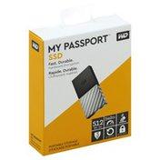 My Passport SSD, 512 GB