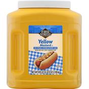 First Street Mustard, Yellow