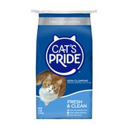 Cat's Pride Fresh & Clean Non-Clumping Clay Cat Litter