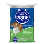 Cat's Pride Natural Non-Clumping Clay Cat Litter