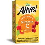 Nature's Way Alive!® Fruit Source Vitamin C Capsules